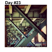 Day Twenty-Three: Rising Above